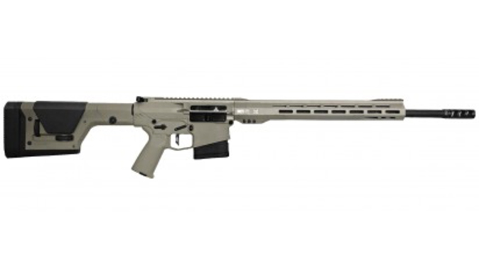 Rise Armament 1121XR rifle foliage green right profile