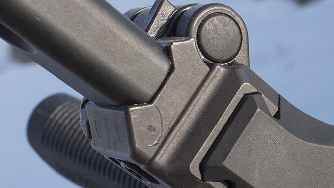 sig mcx rattler rifle folding mechanism