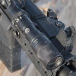sig mcx rattler rifle surefire light