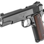 Springfield Professional 1911 9mm pistol left angle