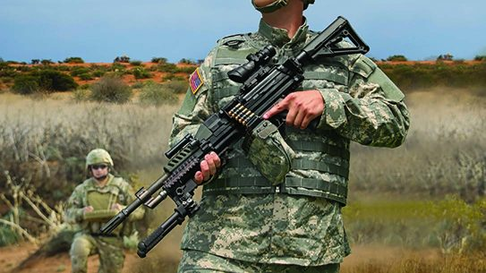 textron systems lightweight small arms rifle