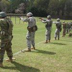 american soldiers usamu beretta m9 pistols
