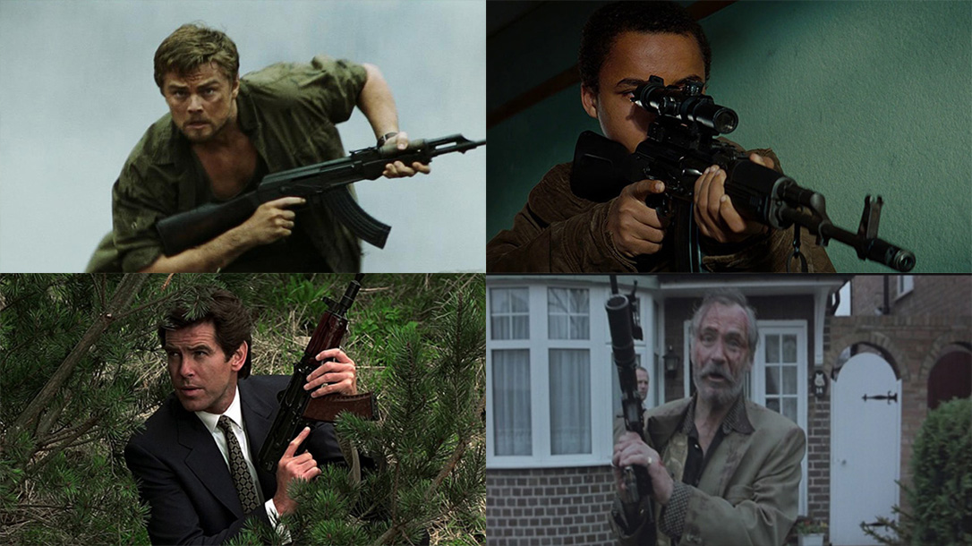 Hollywood AKs: 9 Films That Showcase the AK-47 and Its Variants