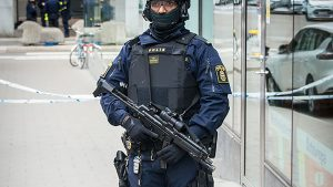 federal premium duty ammo swedish regional task force police