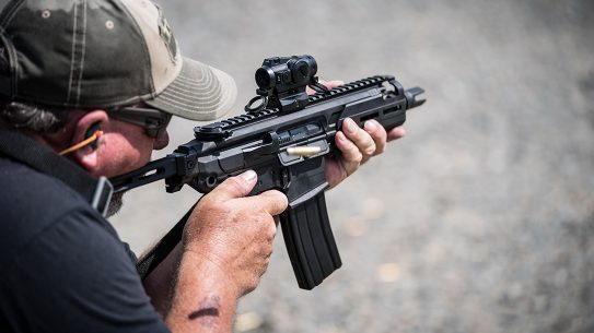 SIG MCX Rattler Canebreak review, lead