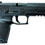 Bismarck Police Department sig sauer p320 pistol right profile