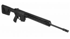 CMMG MkW Anvil XLR2 rifle right angle