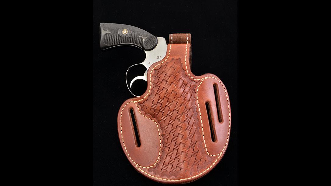 colt police positive revolver holster
