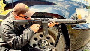 Cry Havoc Tactical QRB Kit rifle car firing