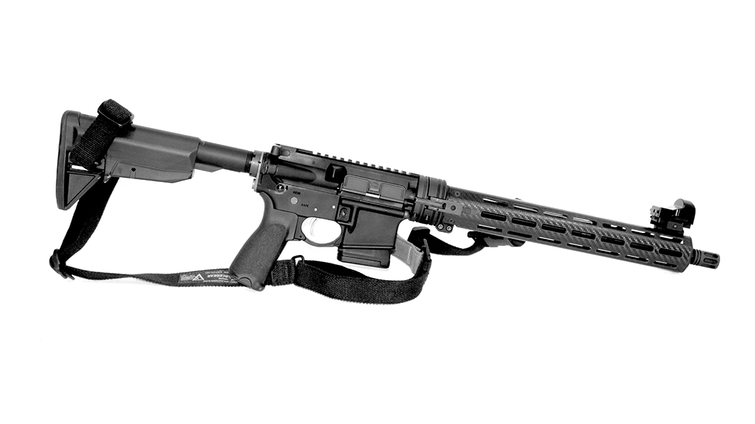 Cry Havoc Tactical QRB Kit rifle final