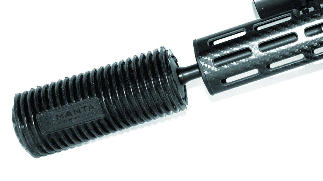 Cry Havoc Tactical QRB Kit rifle suppressor