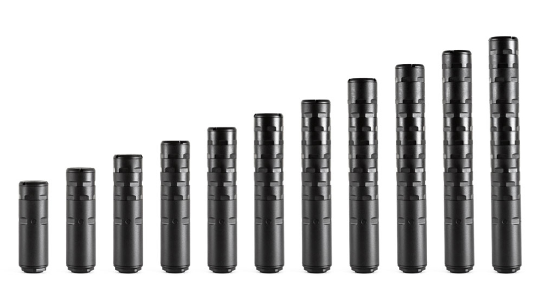 dead air armament odessa-9 suppressor lengths