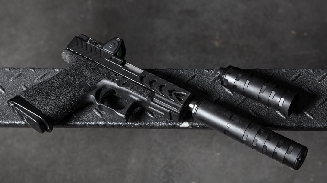 dead air armament odessa-9 suppressor right profile