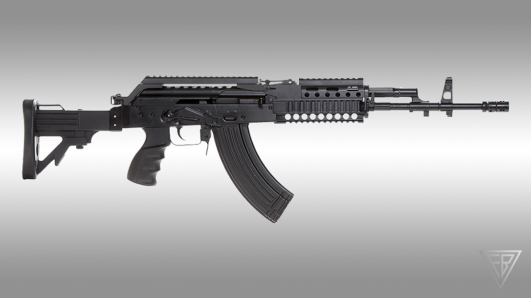 fb beryl m762 rifle nigeria right profile