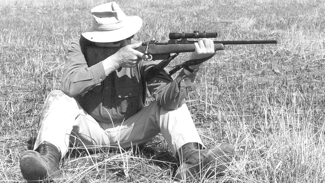 gunsite academy jeff cooper scout rifle