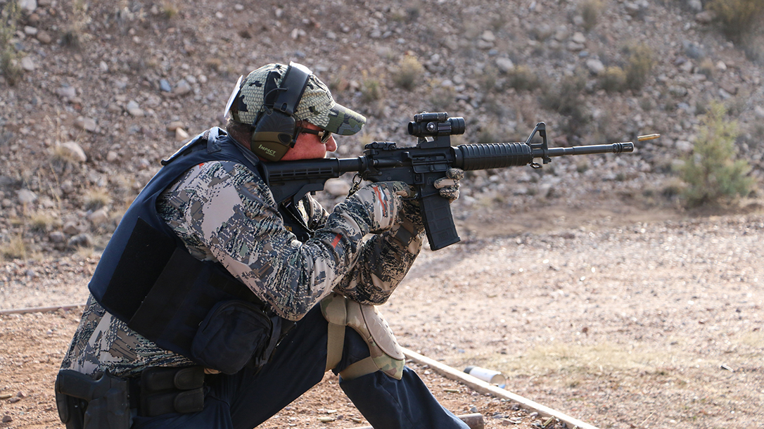 gunsite academy rifle course
