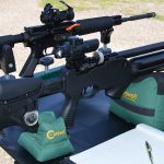 Hatsan Barrage air rifle and ar
