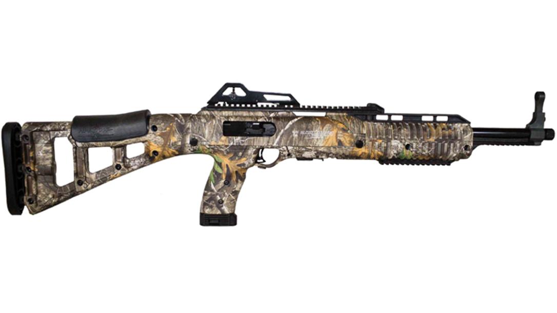 hi-point 10mm carbine right profile