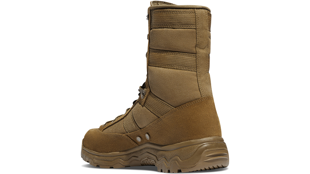 Danner Reckoning Hot Weather marine boots left angle