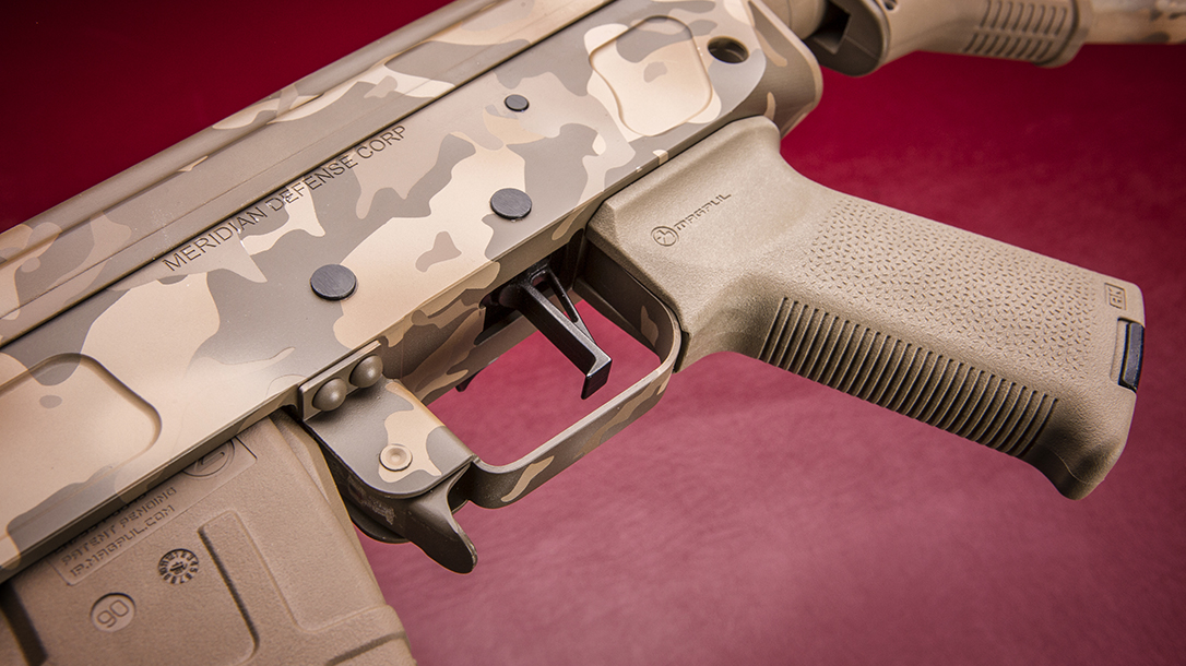 Meridian Defense MDC-47 Volk rifle trigger