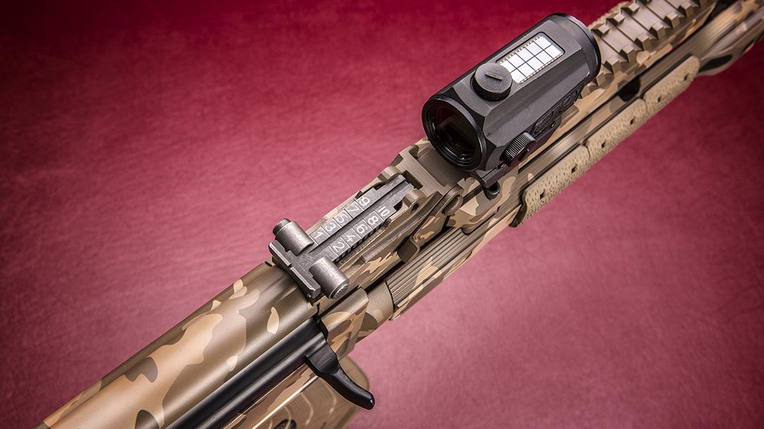 Meridian Defense MDC-47 Volk rifle top rail