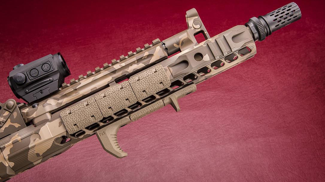 Meridian Defense MDC-47 Volk rifle handguard