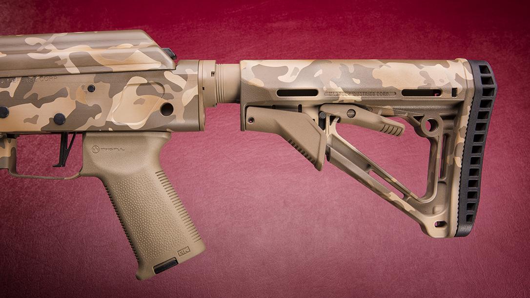 Meridian Defense MDC-47 Volk rifle stock