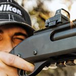 Nikon P-Tactical Spur sight shotgun