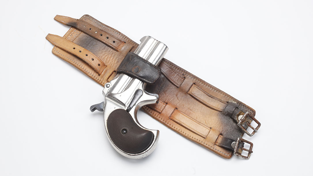 old west concealed weapons derringer