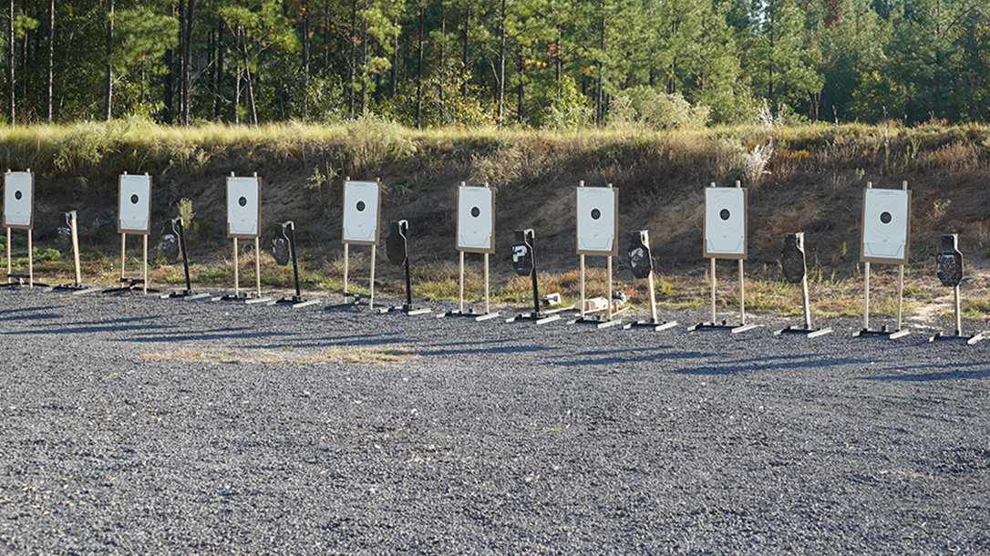 operation blue training targets