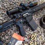 POF Revolution rifle right angle