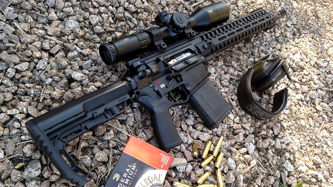 POF Revolution: A Look at the Smallest, Lightest  308 AR Around