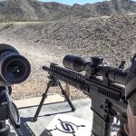 POF Revolution rifle shooting test
