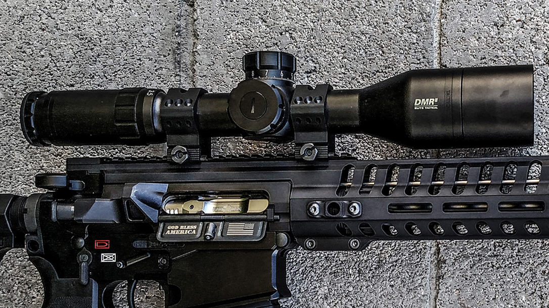 POF Revolution rifle optic