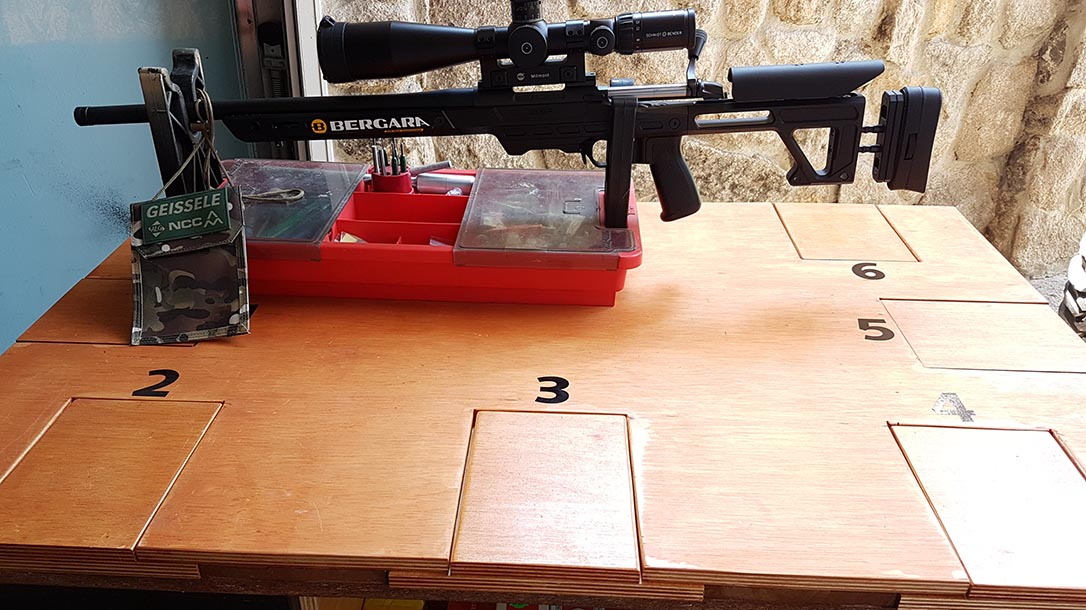 reloading bench finished