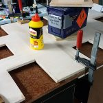 reloading bench plywood pressure