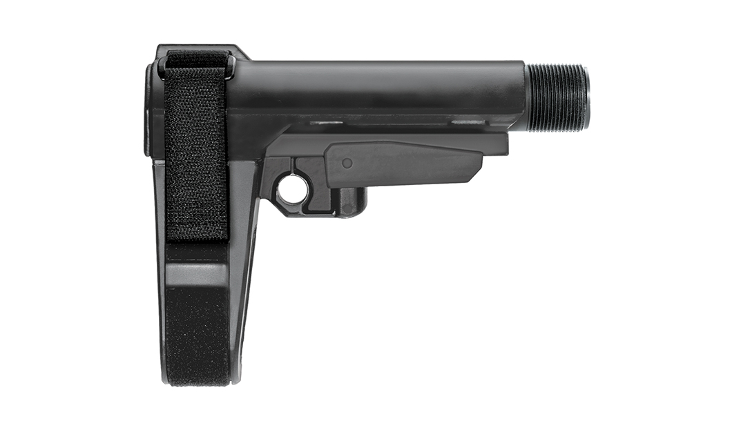 SB Tactical SBA3 AR Pistol Brace black
