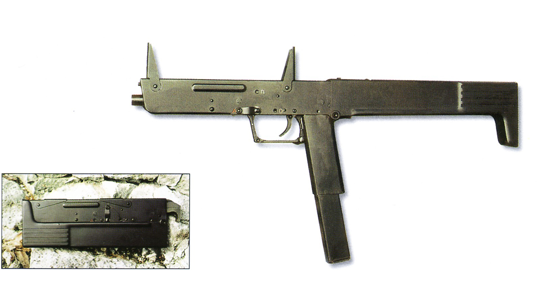 russian submachine guns pp-90