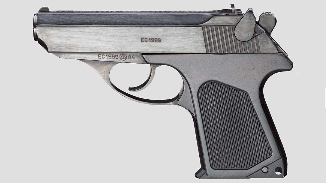 soviet pistols kgb psm