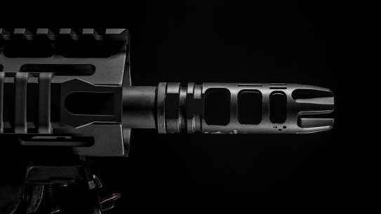 VG6 Epsilon 762 muzzle device beauty shot