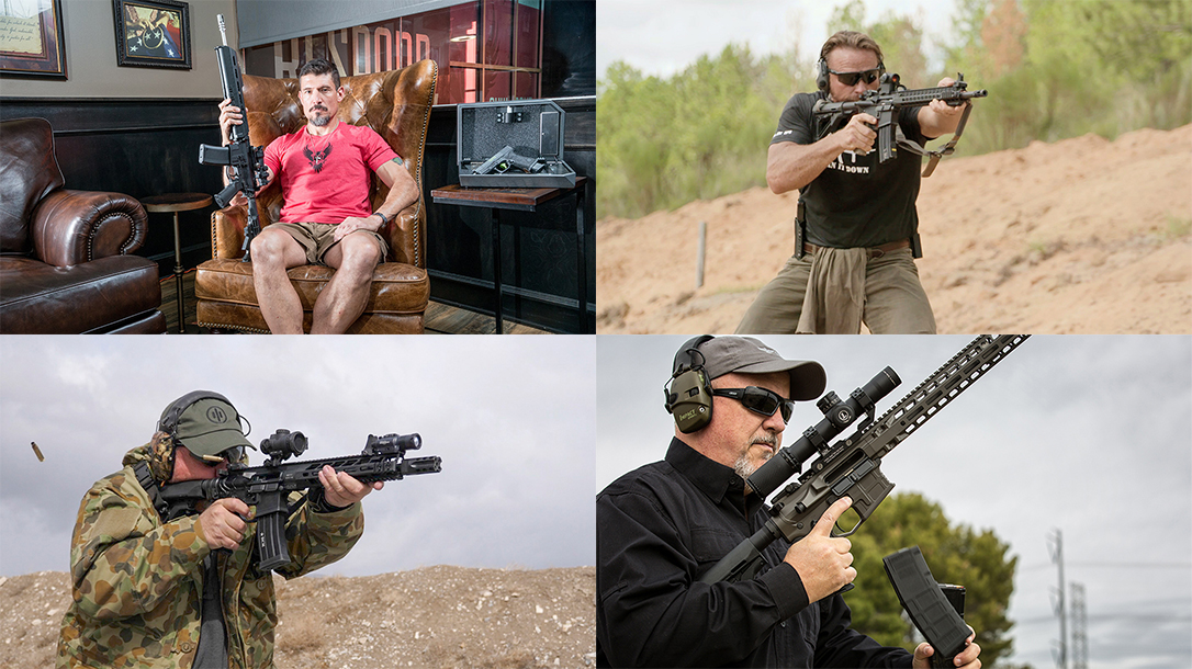 AR Platform Rifle, Americans, Second Amendment rights