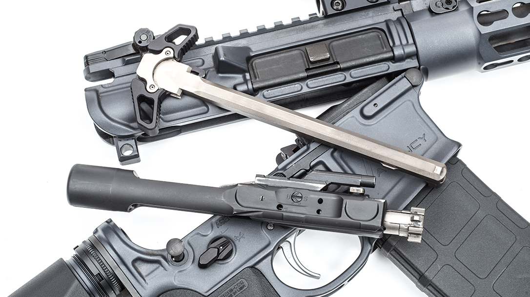 Agency Arms Classified Rifle review parts