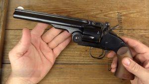 taylor's & co 1875 schofield revolver
