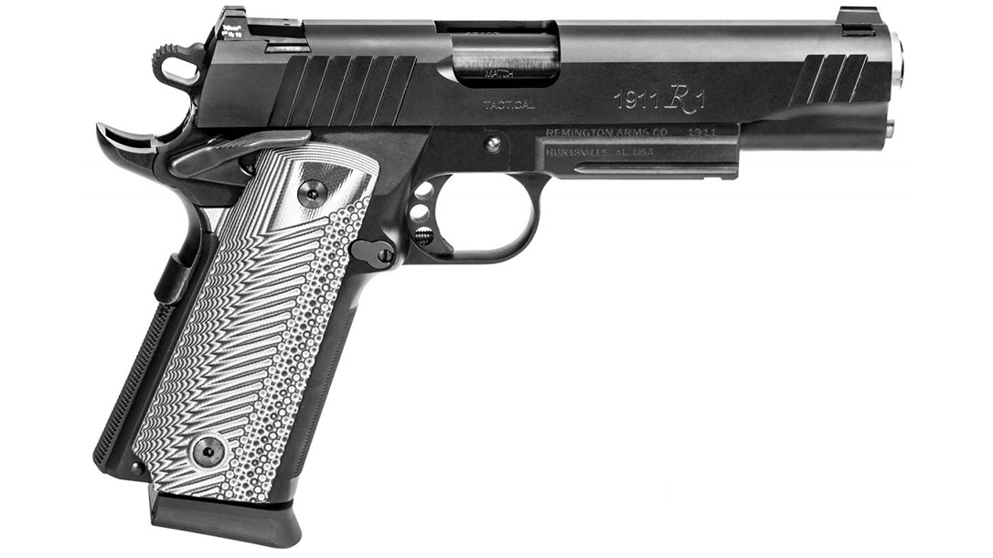 Remington Releases the 1911 R1 Tactical Pistol Series