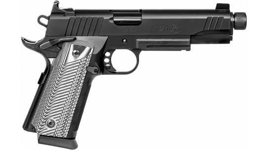 Remington 1911 R1 Tactical Double Stack Threaded pistol