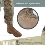 new air force uniform boots