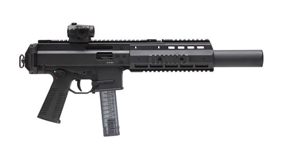 B&T APC45 SD carbine folded