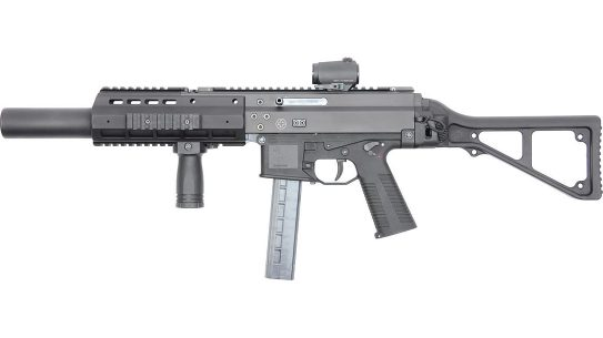 B&T APC45 SD apc9 sd carbine left profile