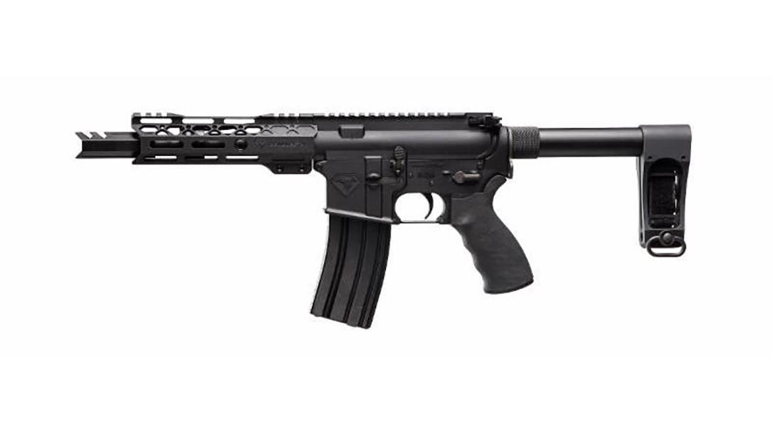 DoubleStar ARP7 pistol left profile