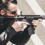 DoubleStar ARP7 pistol aiming